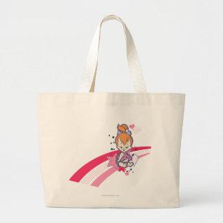 PEBBLES™ Super Star Canvas Bag