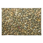Pebbles Texture Placemat Cloth Place Mat