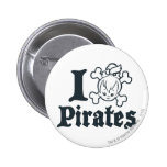 PEBBLES™ The Pirate 2 Inch Round Button