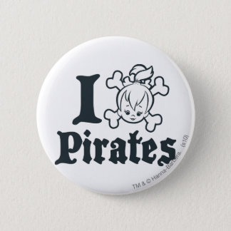 PEBBLES™ The Pirate Button
