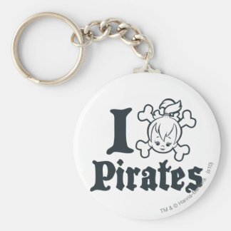 PEBBLES™ The Pirate Keychain