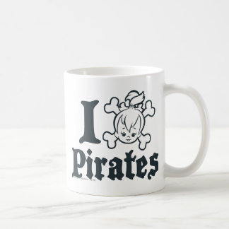 PEBBLES™ The Pirate Classic White Coffee Mug