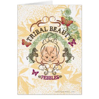 PEBBLES™ Tribal Beauty Greeting Cards