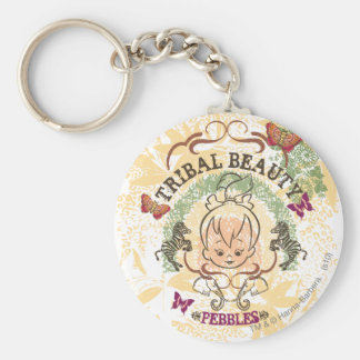 PEBBLES™ Tribal Beauty Key Chains