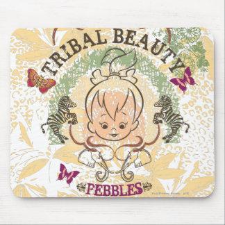 PEBBLES™ Tribal Beauty Mouse Pad