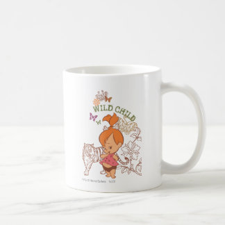 Pebbles Wild Child Coffee Mug