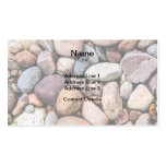 Pebbly Beach Double-Sided Standard Business Cards (Pack Of 100)