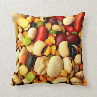 PEBBY COLORFUL BEAN PILLOW BY ARA ARTIST