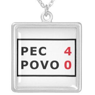 PEC - 4 Povo - 0 Pendants