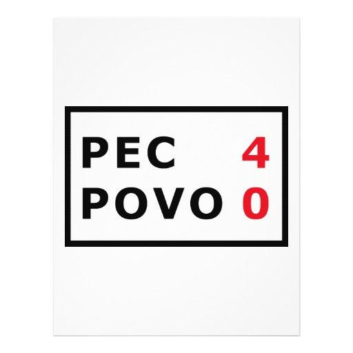 PEC - 4 Povo - 0 Personalized Flyer