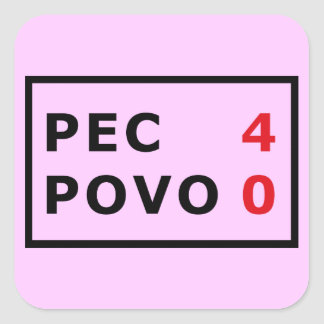 PEC - 4 Povo - 0 Stickers
