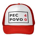 PEC - 4 Povo - 0 Trucker Hat