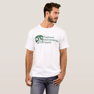 PEC T-shirt - Men's - Green Logo