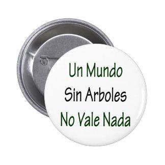 Pecado Arboles de la O N U Mundo ningún valle Nada Pins