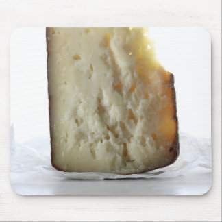 Peccorino Cheese Slice Mouse Pad