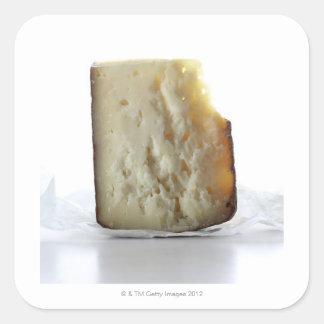 Peccorino Cheese Slice Stickers