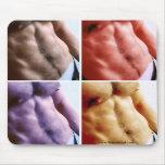 Pecho caliente: www.AriesArtist.com Tapete De Raton