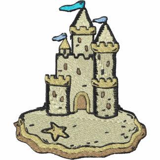 Pecho del castillo de la arena