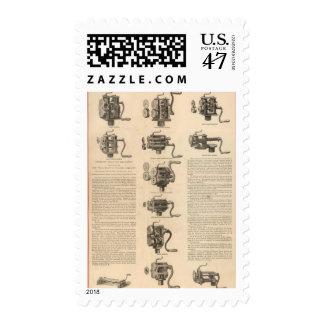 Peck, arrumage y Wilcox Company Timbre Postal