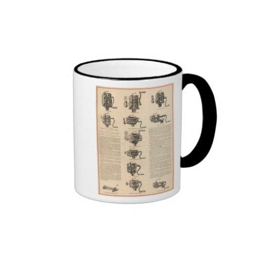 Peck, Stow and Wilcox Company Coffee Mug