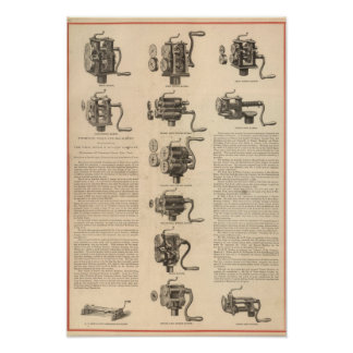 Peck, Stow and Wilcox Company Print