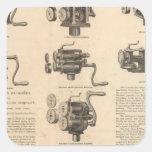 Peck, Stow and Wilcox Company Square Sticker
