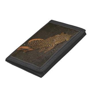 Peckoltia Compta Tri-fold Wallet
