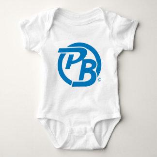 Pecky Boyz Logo ID Baby Bodysuit