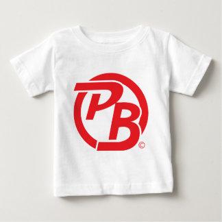 Pecky Boyz logo ID Red Tees