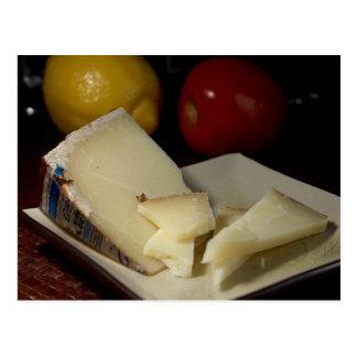 Pecorino Sardo Cheese Post Card
