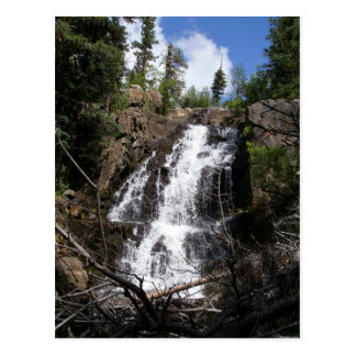 Pecos Falls Postcard