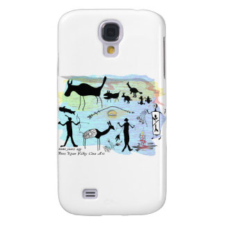 Pecos Pits 1000 Galaxy S4 Case