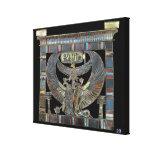 Pectoral del nuevo reino de Ramesses II Impresión En Lona Estirada