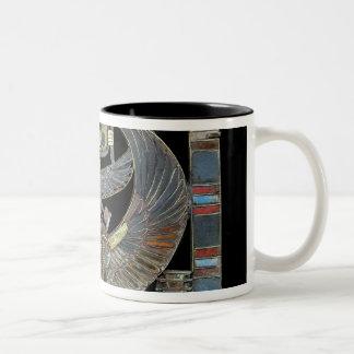 Pectoral of Ramesses II  New Kingdom Two-Tone Coffee Mug