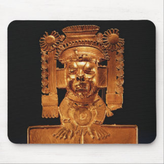Pectoral of the god Xipe Totec Mouse Pads