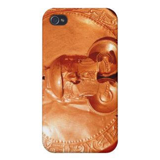 Pectoral with a human face iPhone 4/4S case