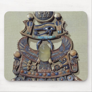 Pectoral with bird-scarab mouse pad