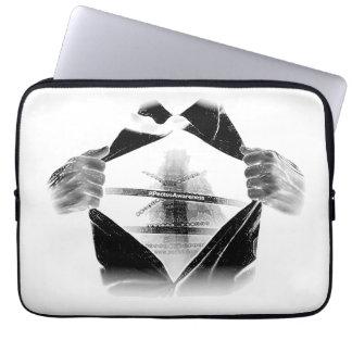PectusAwareness Neoprene Laptop Sleeve