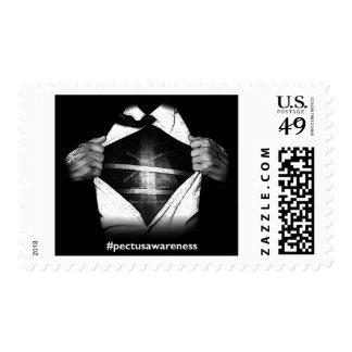 PectusAwareness Stamps