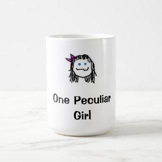 Peculiar Girl Mug