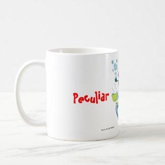 Peculiar Parrot mug