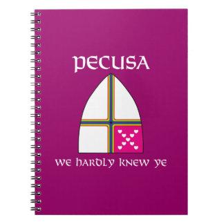 PECUSA We hardly knew ye Journal