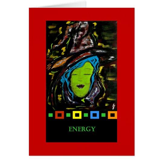 PedagogyGreetings Card: Karma Card