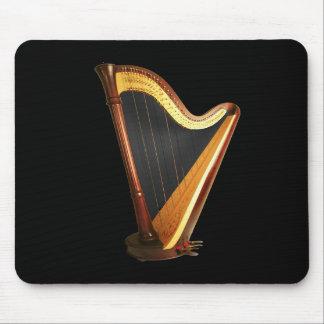 Pedal Harp Mouse Pad