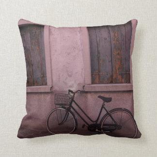 Pedal Pink Pillow