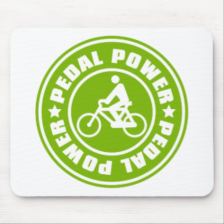 PEDAL_POWER MOUSE PAD