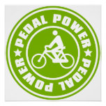 PEDAL_POWER PÓSTER