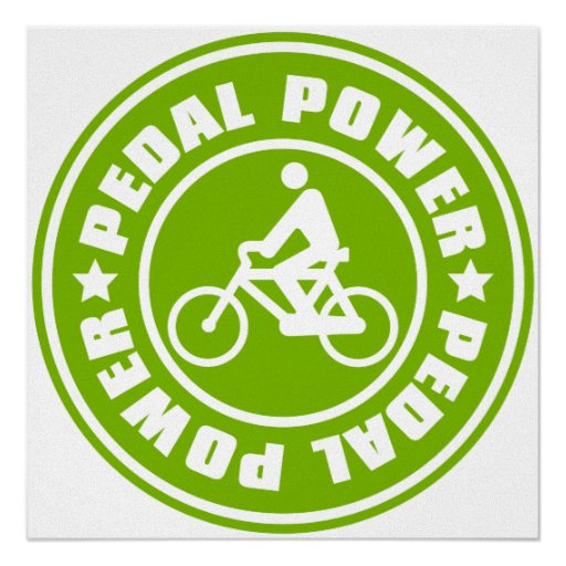 PEDAL_POWER POSTER