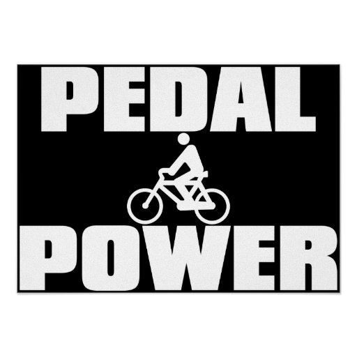 PEDAL_POWER POSTERS