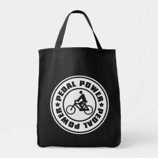 PEDAL_POWER TOTE BAG
